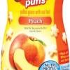 ขนมสำหรับเด็กGerber Graduates Puffs Cereal Snack,Peach รสพีซ ++ พร้อมส่ง++