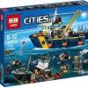 เลโก้จีน LEPIN 02012 ชุด Deep Sea Exploration Vessel