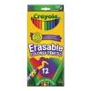 ดินสอสีลบได้ 12 สี Erasable Colored Pencil