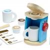เครื่องชงกาแฟและอุปกรณ์จำลอง Wooden Brew & Serve Coffee Set