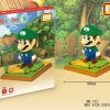 Nanoblock : Mario (G) LNO