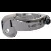 แคลมป์รัดสับจาน Shimano Braze On Adaptor สีเงิน