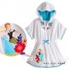 เสื้อคลุมว่ายน้ำ Anna and Elsa Cover-Up for Girls [USA]