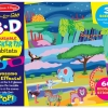 สติกเกอร์ลอกได้ Melissa and Doug Reusable Sticker Pad - Habitat Animals