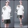 Lavida Floral embroidery fashion
