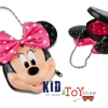 กระเป๋าสตางค์เด็กลายMinnie Mouse [Disney USA]