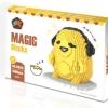MAGIC Blocks : Gudetama #9030 ไข่ขี้เกียจ