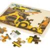 จิ๊กซอชิ้นใหญ่ Construction Jigsaw