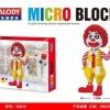 Nanoblock : Ronald McDonald
