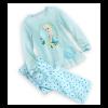 ชุดนอนแขนขายาวสำหรับเด็กลายเจ้าหญิงเอลซ่า Elsa Sleep Set for Girls [Disney USA]