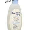 Aveeno Baby Wash & Shampoo ครีมอาบน้ำและสระผม ขวดใหญ่ 8 oz++ พร้อมส่ง++