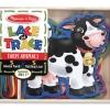 ร้อยเชือก Melissa and Doug Lace and Trace - สัตว์ฟาร์ม