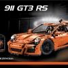 เลโก้จีน Decool 3368 ชุด Porsche 911 GT3 RS ( Orange )