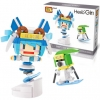 Loz mini block : Hatsune Miku #1416