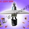 หลอดไฟล่อแมลง LED 220V 20W