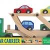 รถบรรทุกรถ Melissa and doug Car Carrier