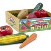 ผัก ผลไม้พลาสติกจำลอง Play Food - Farm Fresh Vegetables