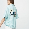 Pull&Bear Short sleeve shirt with embroidered bird