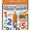 สมุดระบายสีแบบพกพา Melissa and Doug Water Wow Reusable - รุ่นตัวเลข 1-20