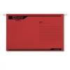 แฟ้มแขวนตราช้าง รุ่น 925 สีแดง (บรรจุ 10 เล่ม)