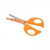 ตราช้าง กรรไกร ส้ม แฟนซี 5นิ้ว