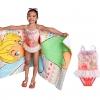 ชุดว่ายน้ำเด็กหญิง Tinker Bell Deluxe Swimsuit for Girls [USA]