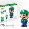 Nanoblock : Luigi