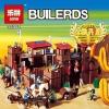 LEGO System เลโก้จีน LEPIN 33001 ชุด Fort Legoredo