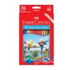 Faber-Castell water colour pencils