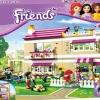 เลโก้จีน BELA 10164 Friends ชุด Olivia's House*