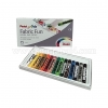 Pentel fabricfun pastel dye 15 sticks