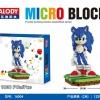 Nanoblock : Sonic