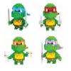 Nanoblock : ชุดนินจาเต่า : Turtle Ninja