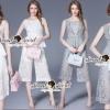 SS04010816 Seoul Secret Say's... Lacey V Pricess Lace set Material : สวยหวานแบบสาวมีคลาสด้วยเซ็ทเสื้อผ้าลูกไม้