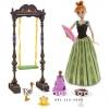 ตุ๊กตาร้องเพลงได้ Anna Deluxe Singing Doll Set [Disney USA]