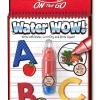 สมุดระบายสีแบบพกพา Melissa and Doug Water Wow Reusable - รุ่นตัวอักษร A-Z