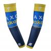 ปลอกแขน Saxo Bank Tink Off สีเหลือง-ฟ้า