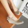 pre - รองเท้าส้นเตารีด