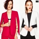 Iเสื้อเบรเซอร์แขนค้างคาว งานแบรนด์ Zara ดีเทลเนื้อผ้า Polyester 100% เนื้อผ้านุ่มเนื้อหนาซับในเย็บติดอย่างดี สวมใส่ทรงสวยเป้ะ