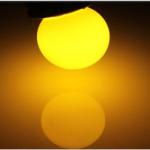 หลอดไฟE27 3W สีเหลือง สินค้าประกัน2ปี มี มอก