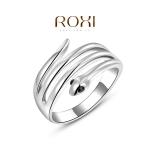AQ2052 - แหวนเพชร,แหวนเงิน,แหวน,แหวนคู่รัก,เครื่องประดับ gold snake ring