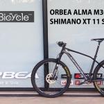 จักรยานเสือภูเขาคาร์บอน Orbea ALMA M30