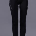 กางเกงปั่นขายาวผู้หญิง Cheji สีดำ