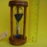803 Rapid Meditation Hourglass (Dark Blue) สูง 11.5 cm
