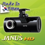 JANUS HD 720p CAR BLACKBOX WITH GPS & 3D G-SENSOR