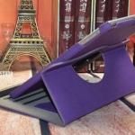 เคสหนังผ้า หมุนได้ 360 องศา (เคส iPad Air 1)
