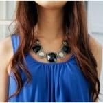 N1027 - สร้อยคอแฟชั่น,สร้อยคอ,สร้อยแฟชั่น,เครื่องประดับ short necklace