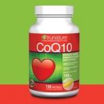 Co Q 10 Trunature 150 softgel อาหารเสริมเพื่อสุขภาพ