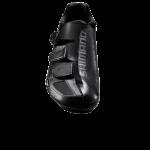 รองเท้าจักรยานเสือหมอบ Shimano R171 พื้นคาร์บอน สีดำ