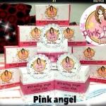 Whitening Angel Cream 100กรัม ครีมเทพพิ้งแองเจิ้ล Pink angel By Fefee